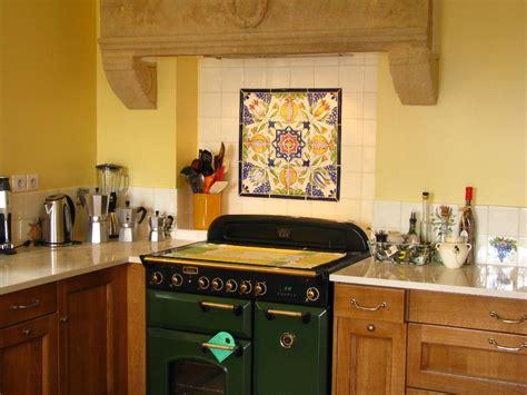 Decoration Faience Pour Cuisine by D 233 Coration Cuisine Faience Exemples D Am 233 Nagements