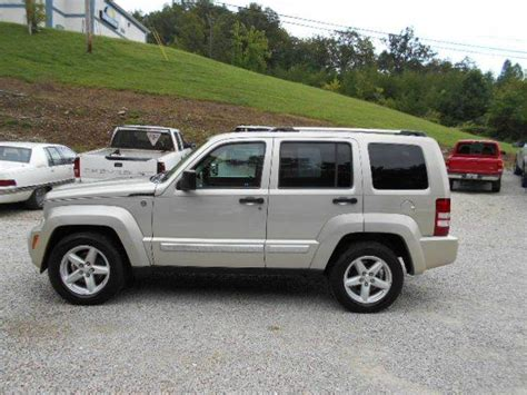 West Liberty Jeep 2009 Jeep Liberty 4x4 Limited 4dr Suv In West Liberty Ky