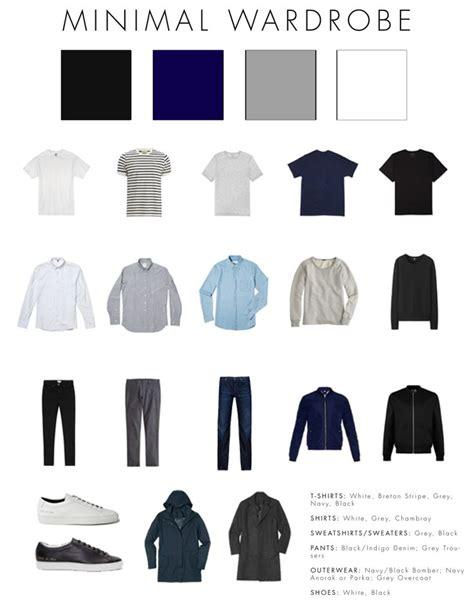 best 25 minimal wardrobe ideas on minimalist
