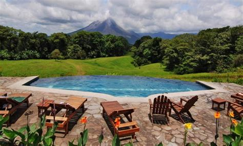 9 day costa rica trip with airfare and rental car from travel by jen in arenal volcano national