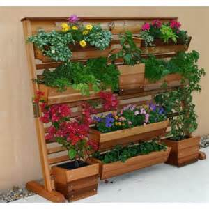 Vertical gro system vg garden planter boxes gro products