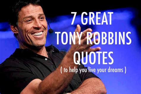 7 Great For by 7 Great Quotes From Tony Robbins Karine Renaud