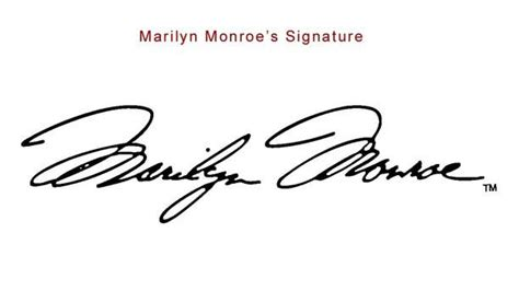 marilyn monroe signature upper inner arm images frompo