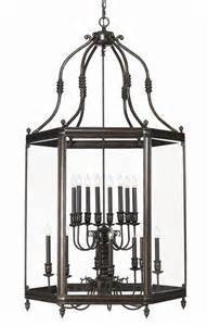 Chandelier Catalog Large Scale Foyer Lantern 24 Quot W X 46 Quot H 6 3 X 60w 2590