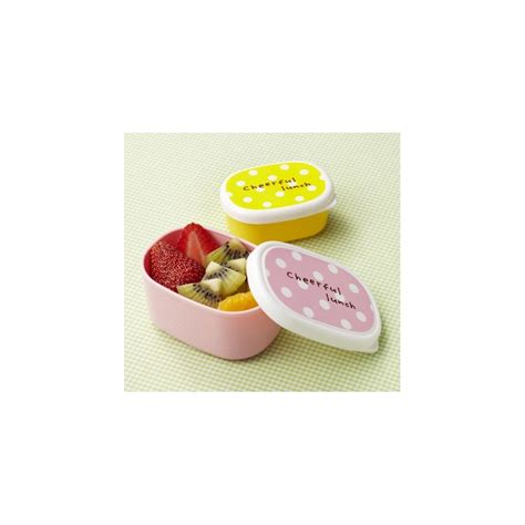 Lid Cup Sealer Gambar Microwavable Bento Food Cup With Seal Lid Polkadot For