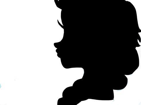 silhouette clip disney elsa silhouette clipart clipart suggest