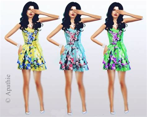sims 4 updates sims finds sims must haves free sims apathie hello today a new dress formal category 3