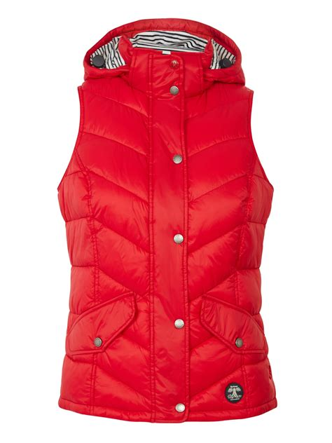 Barbour Quilted Gilet by Barbour Forland Quilted Gilet In Lyst