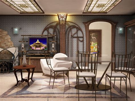 art nouveau home decor art nouveau interior design classy art nouveau interior