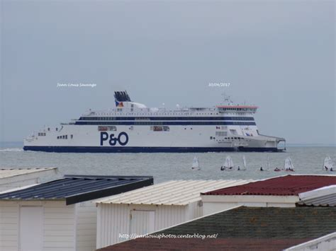 ferry boat in french ferry quot spirit of france quot
