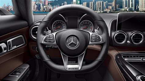 Amg Gt Interior by Mercedes Amg Gt S Interior Image Gallery Pictures