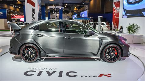 car upholstery montreal honda civic type r prototype interior revealed in montreal