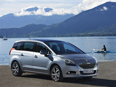 2016 Peugeot 5008 ? pictures, information and specs   Auto
