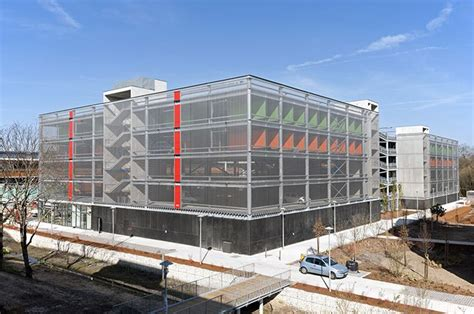 Parking Garage Facade by 66 Best Parking Garages With Architectural Mesh Images On