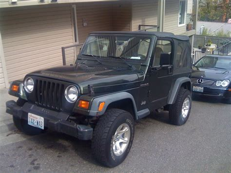 lu s 1998 jeep wrangler in seatac wa