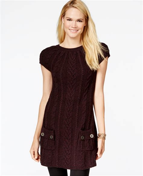 Style Co Dress style co only at macy s in black lyst