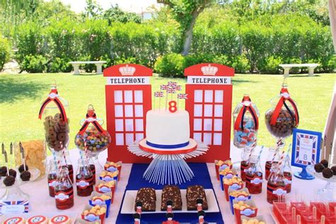 london party themes ideas kara s party ideas london themed birthday party
