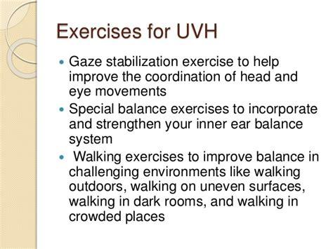 vestibular therapy exercises vestibular rehabilitation