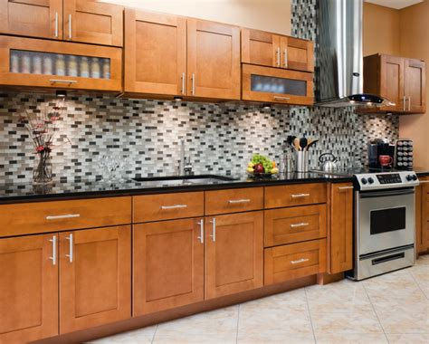 Walnut Shaker Kitchen Cabinets walnut shaker collection rta kitchen cabinets in stock