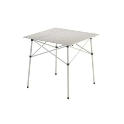 Compact Folding Table by New Coleman Outdoor Compact Table Family Size Portable