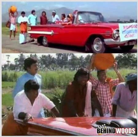 actor goundamani car karagaattakaaran rajini and vijay sethupathi s wheels of