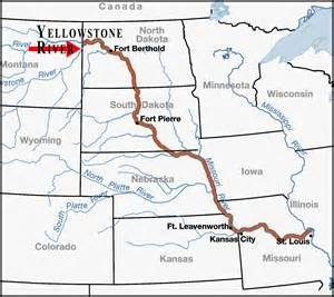 us map yellowstone yellowstone river map
