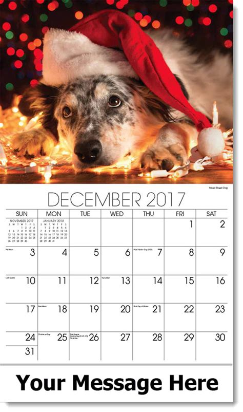 Promo Calendars Pets And Animals Calendar Pet Calendars Promotional
