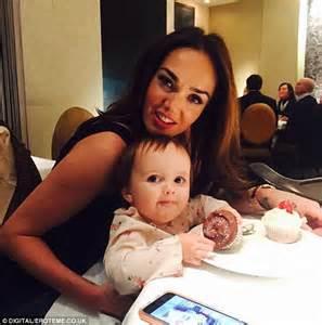 tamara ecclestone shares family snaps of baby daughter stealing the show dressed down tamara ecclestone s