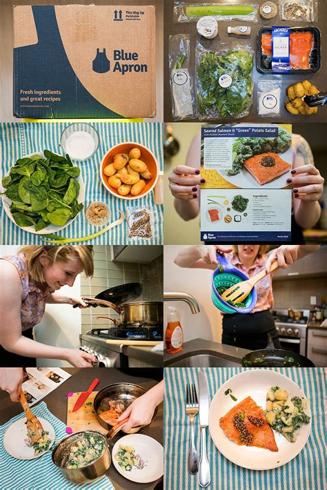 Blue Apron Gift Card - dinner is shipped the verge