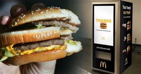 Big Mac Atm From Mcdonald S