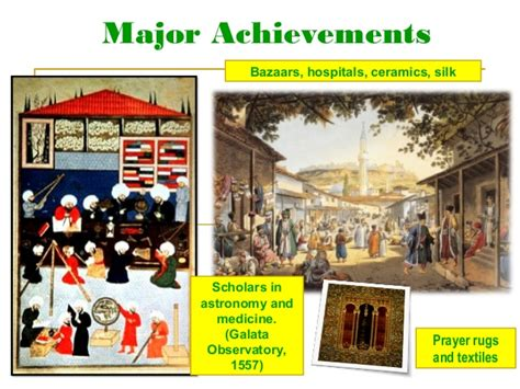 ottoman empire achievements ottoman empire