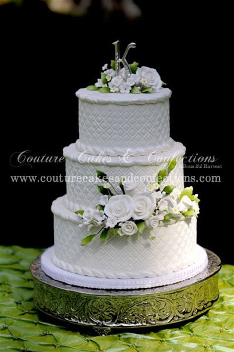 wedding cakes chattanooga couture cakes confections chattanooga tn wedding cake