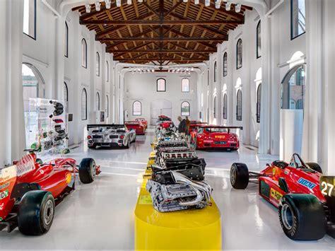 Ferrari Museum Modena by Motorvalley Presents The Enzo Ferrari Museum In Modena