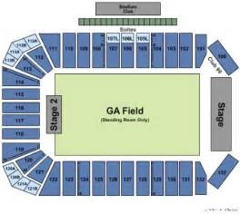 Toyota Park Seating Chart Concert Toyota Stadium Tickets In Frisco Toyota Stadium