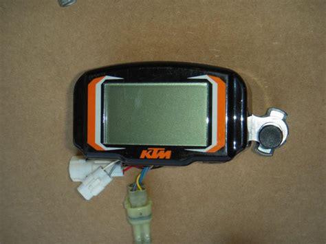 Ktm Exc Speedometer Find Ktm Digital Speedo Speedometer Trip Computer Exc Mxc