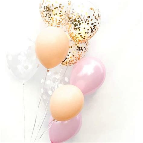 Baby Shower Balloon Bouquet by Baby Shower Balloons