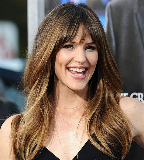 hairstyles of actresses in their 40s hairstyles for women over 40 soft bangs bangs and celebrity