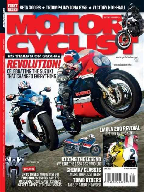 Motorradfahrer Magazin by Motorcyclist Magazine Magazines Drive Away 2day