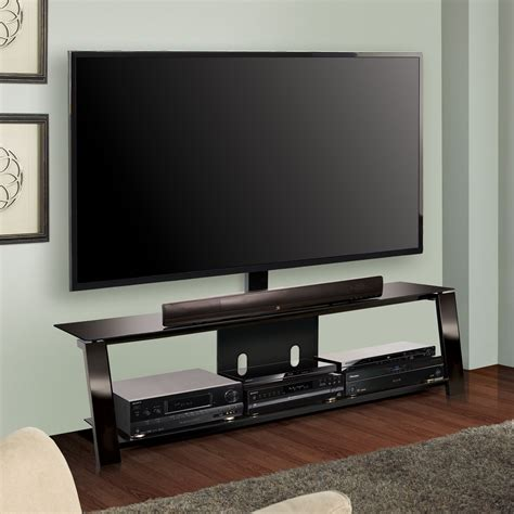 bello triple play   universal flat panel tv stand