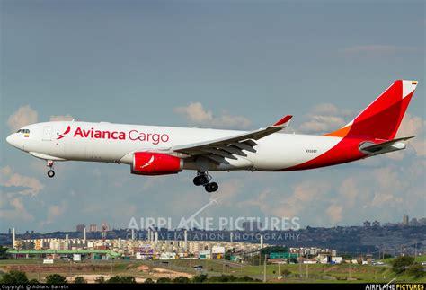 Avianca Cargo Airbus A330 200f n332qt avianca cargo airbus a330 200f at cinas