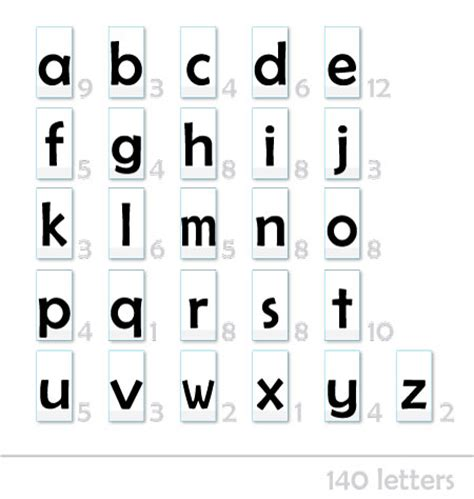 lower case alphabet new calendar template site