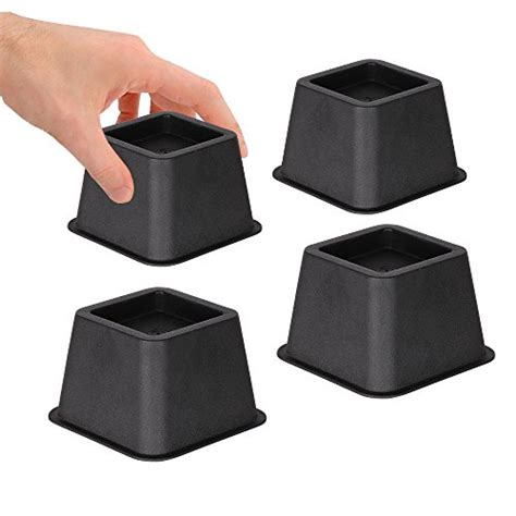 2 Inch Bed Risers by 30 Duracasa Bed Risers Or Furniture Riser 3 Inches