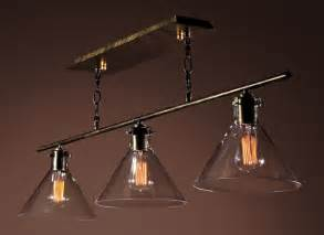 amerie pool table light with edison bulbs rustic pool