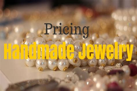 Pricing Handmade Jewelry - how to price handmade jewelry retail and wholesale