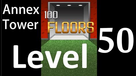 100 Floors Level 50 Tower 100 floors level 50 annex tower solution walkthrough