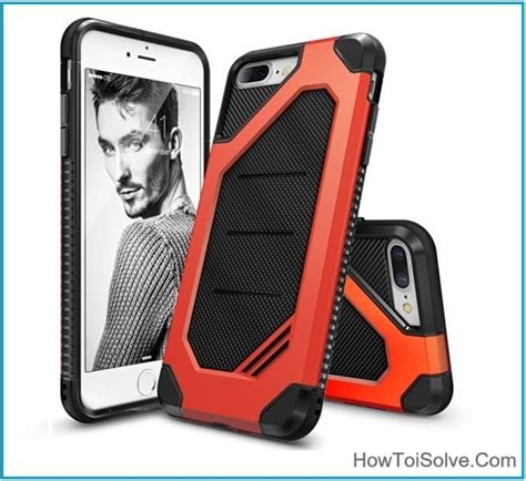 Spigen Tough Armor Iphone 7 Plus 7g 7s Iron Rugged Ta Tech best iphone 7 plus rugged armor cases gives lasting