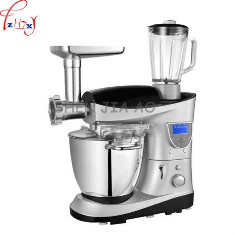 Mixer Berjaya 7 Liter multi function chef machine lcd electric dough cake mixer