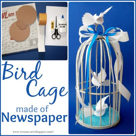 Paper Bird Cage Craft - 343 best images about craft birds on origami