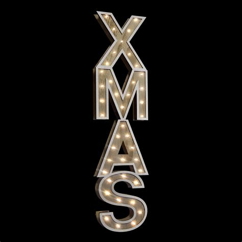 vertical hanging christmas lights wood and warm white led light up decoration vertical hanging ornament ebay