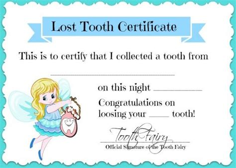 printable letters from the tooth fairy tooth fairy pillow free printable tooth fairy